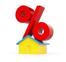 home percent