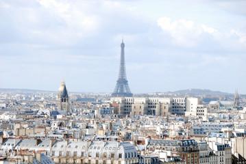 Los tejados de Paris