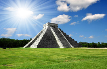 Photo sur Plexiglas Mexique Chichen Itza in Mexico
