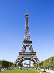 Poster Eiffeltoren Eiffel Tower, Paris