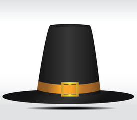 Gorgeous pilgrim hat