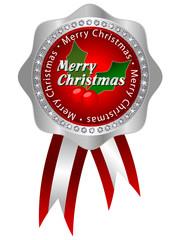 クリスマス ヒイラギ メダル フレーム ダイヤモンド