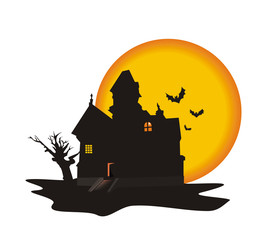 House on a Halloween
