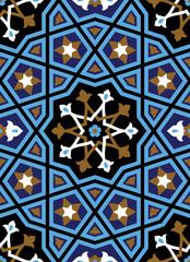 Ainur Seamless Pattern
