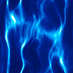 blue plasma background