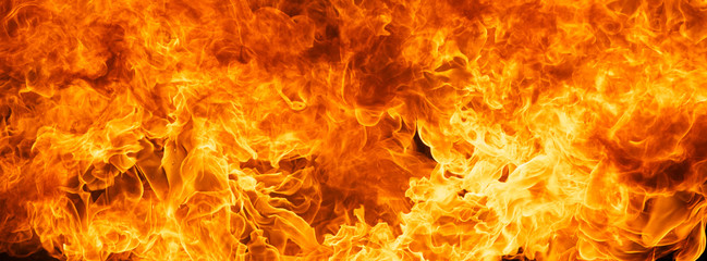Deurstickers Vuur blaze fire flame texture background