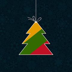 Celebratory tree9
