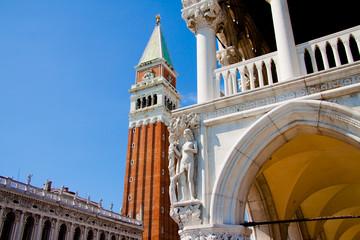 Campanile - Piazza San Marco