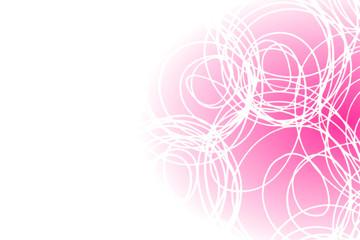 rosa Hintergrundmuster, Kartencover