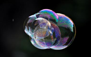 A Colorful Bubble