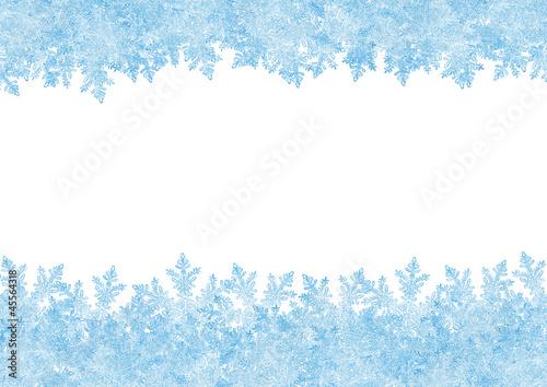 Eiskristalle Vorlage Hintergrund Winter Eis Kristalle Kalt