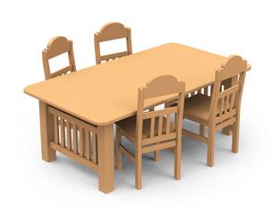 Der Mittagstisch