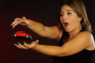 Take a handful of dreams - sweet car