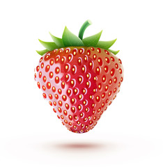 fresh strawberry