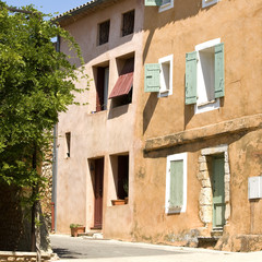 French Village, in Provence. France.