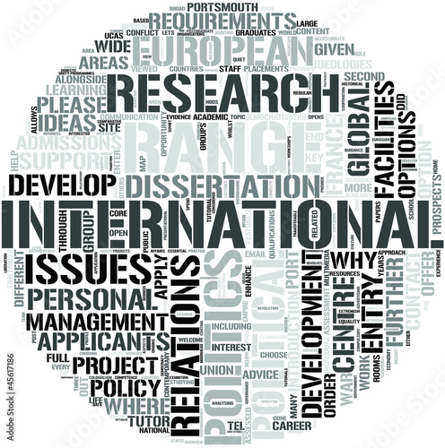 dissertation topic ideas How to come up with outstanding dissertation topics on tourism tourism is a broad field that might provide you with a variety of decent topics for your dissertation.