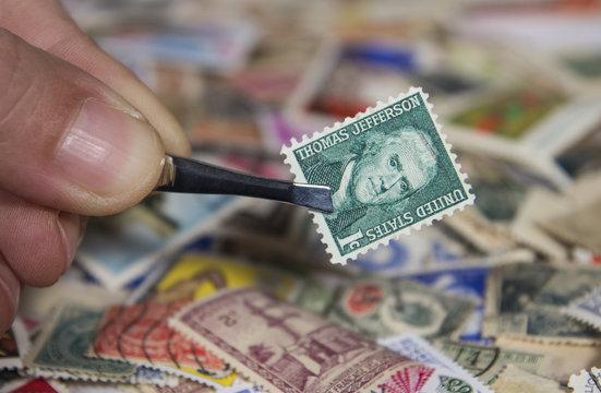 united state stamp