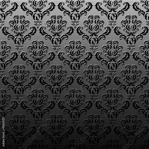 Muster tapete dunkel stockfotos und lizenzfreie vektoren for Muster tapete