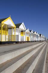 Beach Huts, Southwold, Suffolk, England
