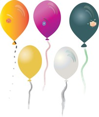 baloons (eps10)
