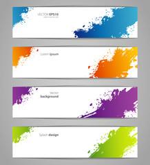 Splash designs