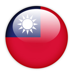 Taiwan flag button