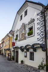 Old town of Radovljica, Slovenia.