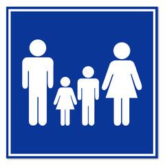 Señal familia