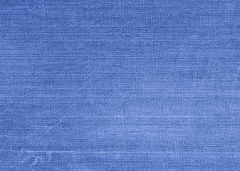 Abstract Background of Closeup Denim Textile.