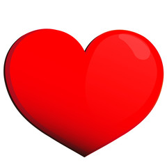 heart, hearts, red