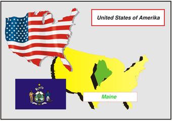 Vereinigte Staaten von Amerika - Main