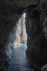 Gaeta, Grotta del Turco