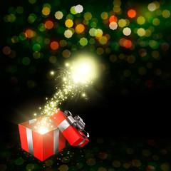 magisches Geschenk