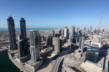 Dubai Business Bay, United Arab Emirate