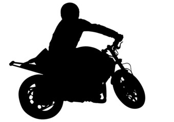 Photo sur Plexiglas Motocyclette Motobike vehicle