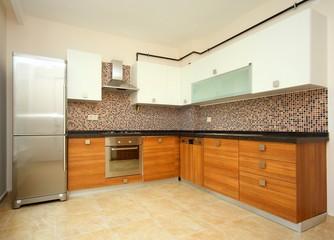 New home new kitchen