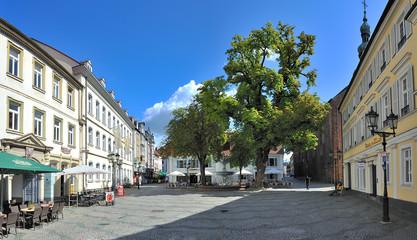 Kaiserslautern Martinsplatz,