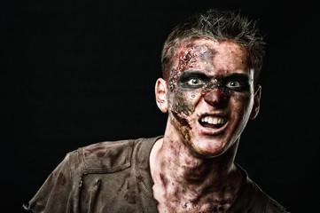 The roar  zombie is monster
