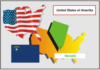Vereinigte Staaten von Amerika - Nevada