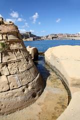 Bighi, St. Angelo and Valletta