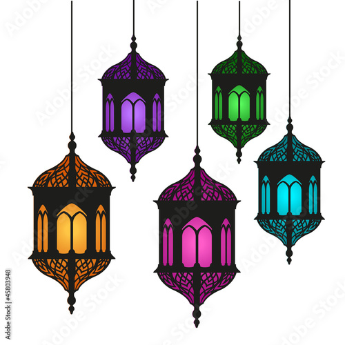 Quot Ramadan Lantern Quot Stock Image And Royalty Free Vector