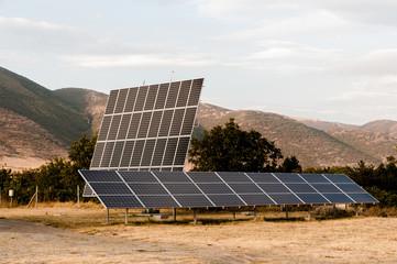 Solar panels (alternative energy)