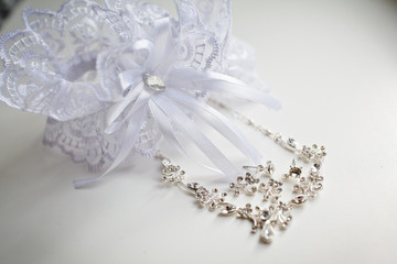 wedding Beautiful adornment
