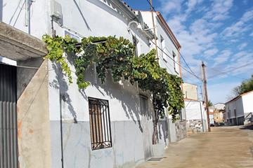 Wall Mural - Calle de Grimaldo, Cañaveral, España