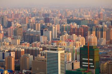 Foto op Plexiglas Beijing Beijing cityscape