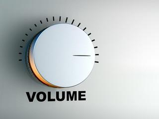 Bouton volume HD