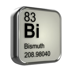 3d Periodic Table - 83 Bismuth