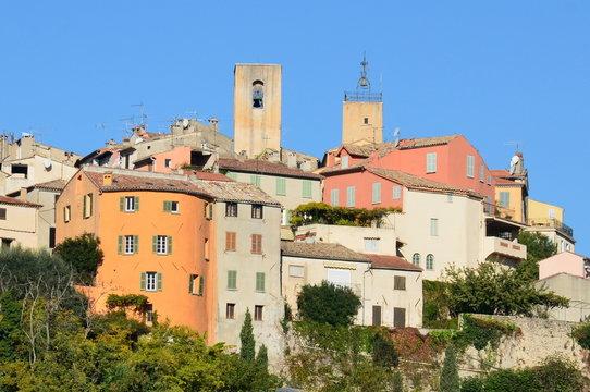 France, Côte d'Azur, Biot, village médiéval, verreries