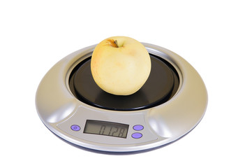 kitchen scales with Apple