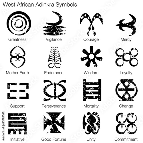 top adinkra symbols from images for pinterest tattoos